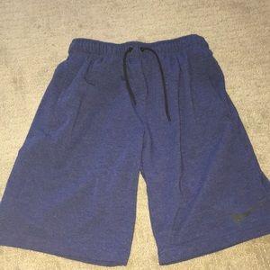 Nike Shorts - Navy Nike Shorts